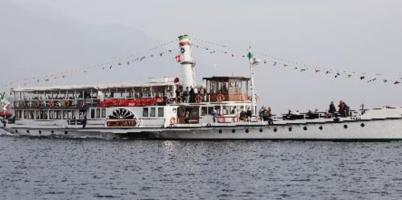 Dampferfahrt auf dem Lago Maggiore, Samstag, 2. Oktober 2021